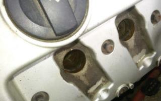 Замена прокладки крышки гбц мазда 6 (gh), 2007 — 2012 г.в.