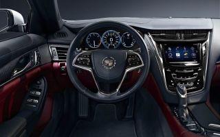 Cadillac cts 2014 — новый cts от каддилак
