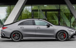 Mercedes cla 45 amg edition 1 2014 [фото]
