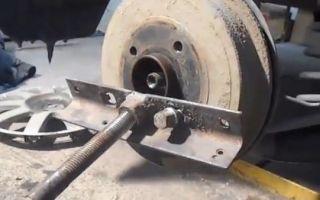 Замена подшипника ступицы рено логан 2