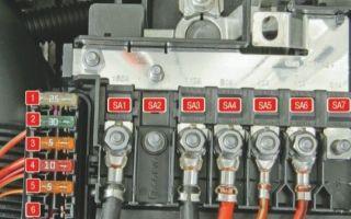 Замена адсорбера и его клапана фольксваген поло седан