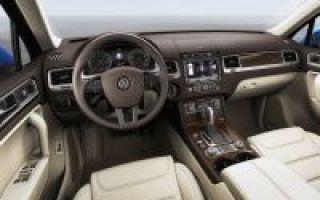 Volkswagen touareg 2014 — новый туарег от фольксваген