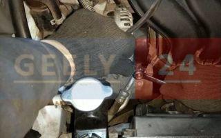 Замена компрессора кондиционера geely emgrand ec7, 2010 — н.в.
