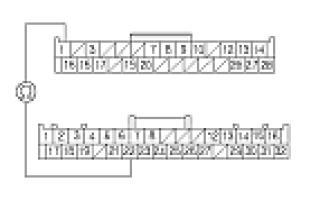 Предохранители и реле хонда аккорд 6, 1997 — 2002