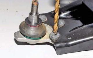 Замена рычага передней подвески на рено дастер