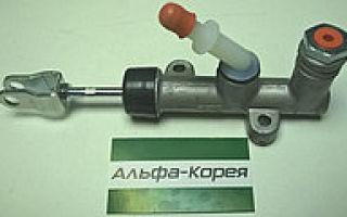 Замена главного цилиндра сцепления киа рио 3