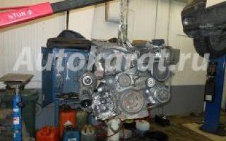 Радиатор mercedes-benz w210 c 1995 гг. — демонтаж