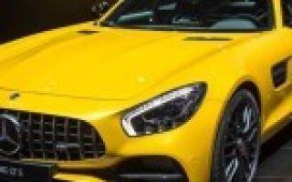 Mercedes amg gt-r 2017 — 2018: характеристики, фото и видео