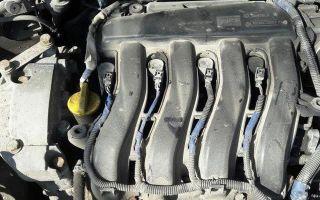 Замена двигателя рено дастер