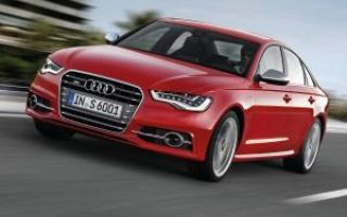 Audi s6 2014 — обновленная s6 от ауди