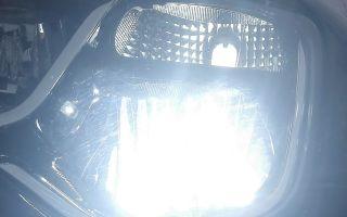 Замена ламп на рено дастер