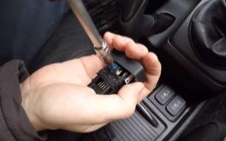 Замена ламп хонда цивик 8 4d