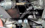 Замена троса сцепления на рено логан 2