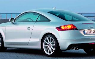 Audi tt 2014 — обновленная ауди тт