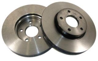 Замена тормозных дисков форд фокус 1