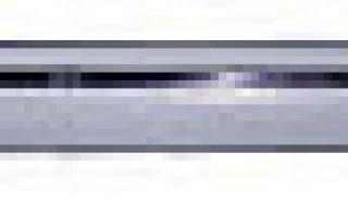 Решетка радиатора mercedes-benz w210 c 1995 гг. — демонтаж
