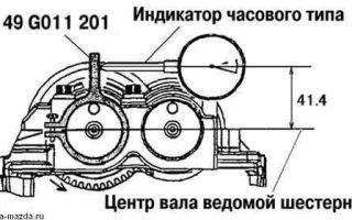 Моменты затяжки болтов мазда 6 (gh), 2007 — 2012 г.в.