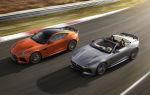 Jaguar f-type svr 2016: не довезли