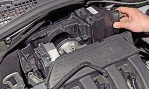 Очистка системы вентиляции картера рено дастер