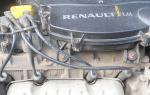 Замена катушек зажигания на рено логан 2