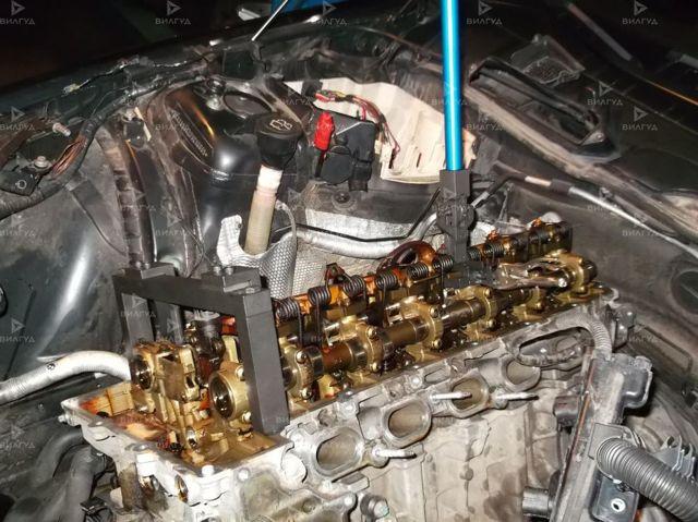 Замена маслосъемных колпачков Ford Focus 3