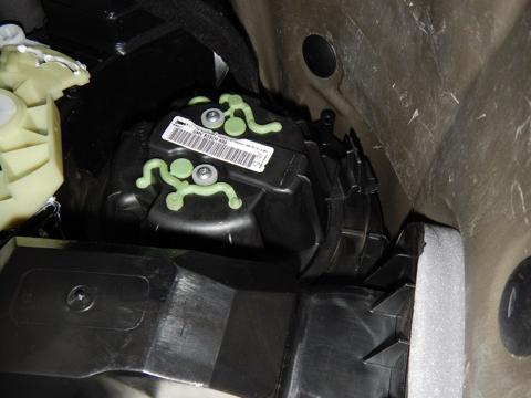 Замена вентилятора радиатора на Рено Логан 2