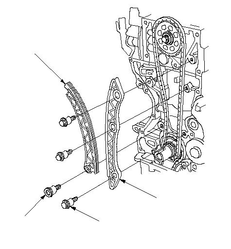 Замена цепи ГРМ на Хонда Цивик 8 (R18A 1.8л.)