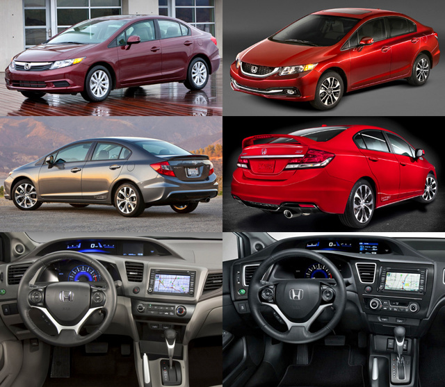 Honda Civic Si Coupe 2014 дебютирует в Чикаго