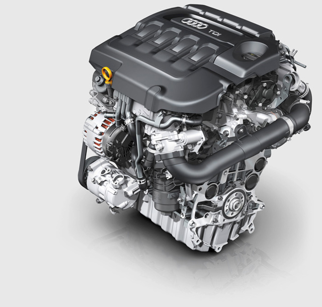 Новая Audi A6 Ultra 2014