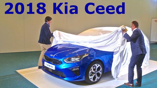 В сети появились первые фото нового KIA Ceed 3 2018