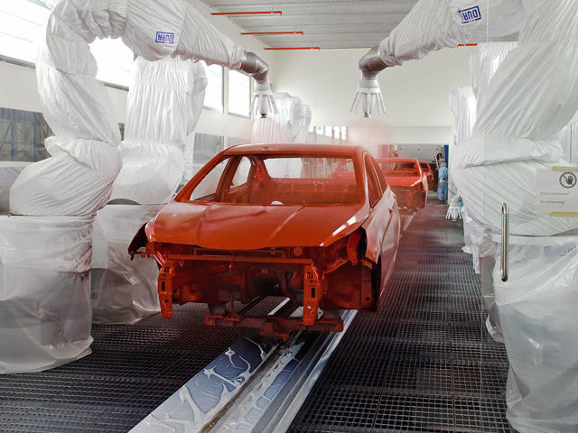 Покраска автомобиля: виды, технологии