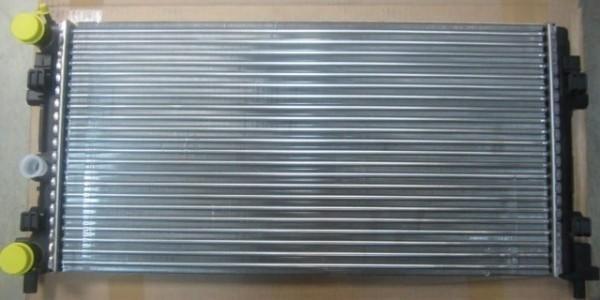 Замена решетки радиатора на Фольксваген Поло седан