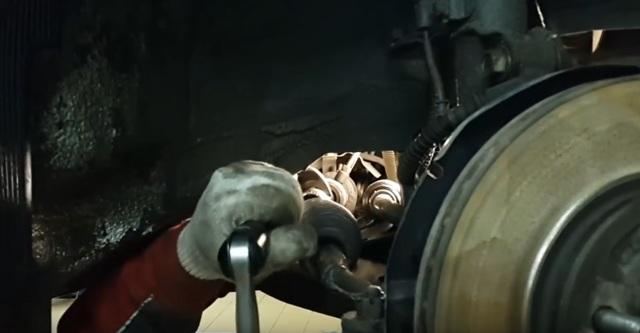 Замена рулевого механизма Киа Рио 3