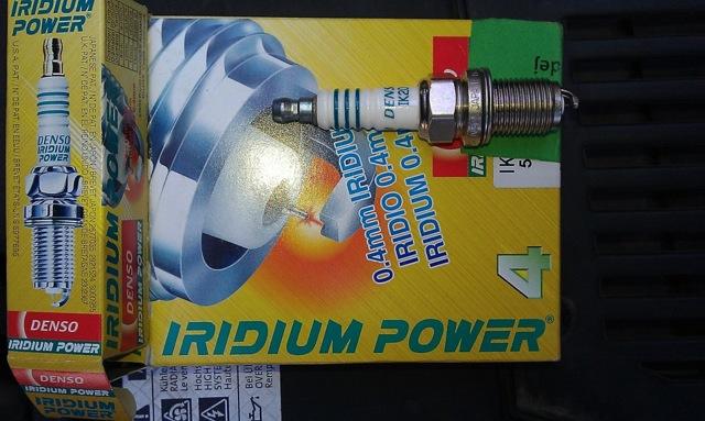 Замена свечей зажигания на Фольксваген Пассат Б6