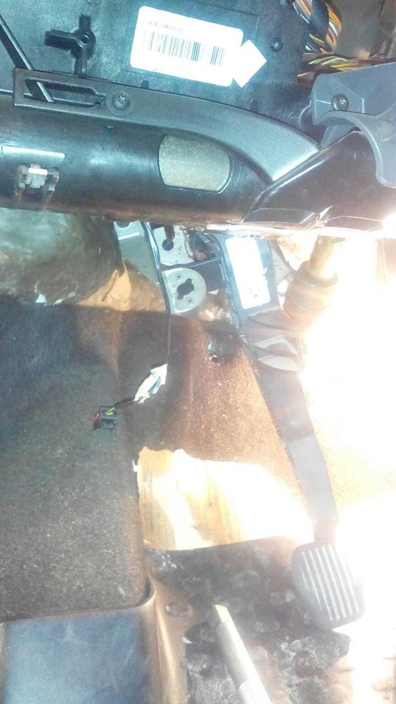 Замена главного цилиндра сцепления Форд Фокус 3