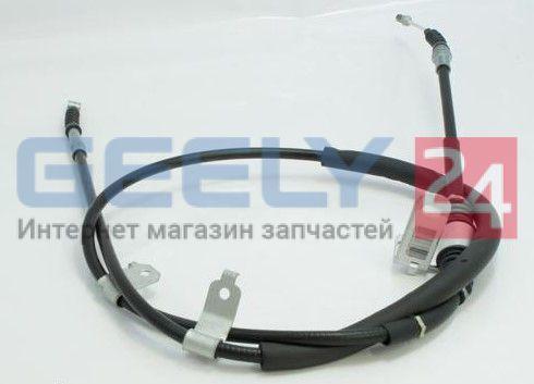 Замена выключателя рычага стояночного тормоза Geely Emgrand EC7, 2010 - н.в.