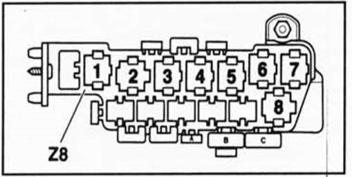 Проверка топливного насоса Пассат Б5