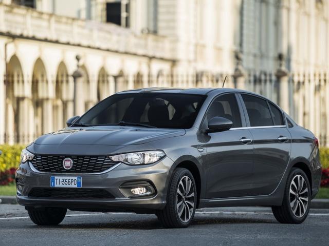 Fiat Tipo 2016-2017: мастерство без излишеств