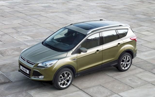 Ford Kuga 2014 – обновленный Форд Куга