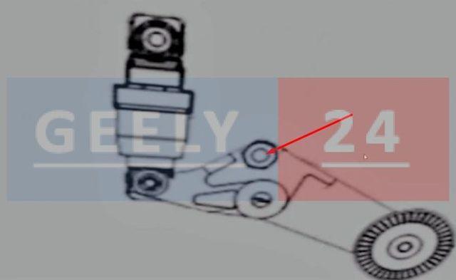 Замена компрессора кондиционера Geely Emgrand EC7, 2010 - н.в.