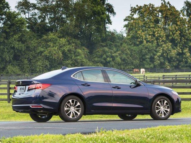 Новый Acura TLX 2014