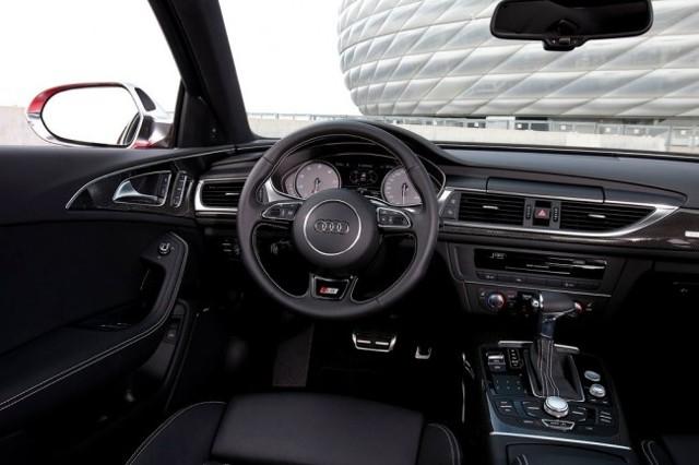Audi S6 2014 - обновленная S6 от Ауди