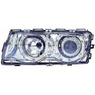 Замена переднего бампера на БМВ 7 Е38 1996 - 2001 г.в.
