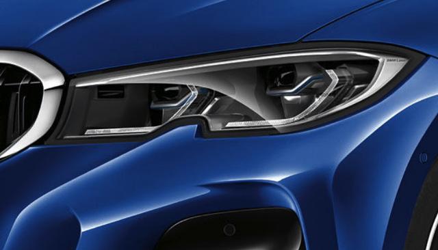 BMW 3 2014 - обновленная третья серия БМВ [фото]