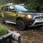 Renault Duster 2016 - обновленный Дастер [фото]