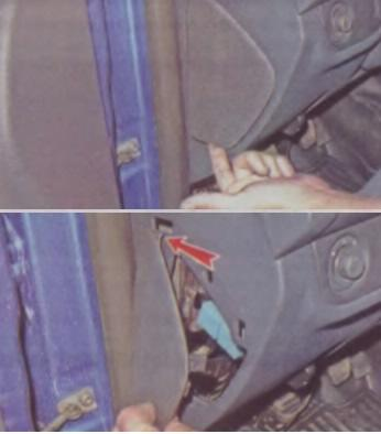 Замена блока управления вентилятором радиатора на Рено Логан 2