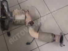 Замена катколлектора Киа Рио 3