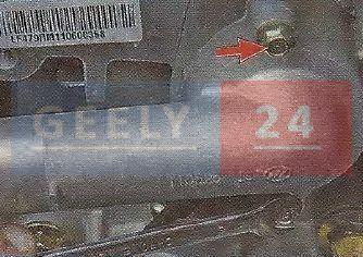 Замена охлаждающей жидкости Geely МК / МК Cross