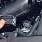 Замена вентилятора радиатора Форд Фокус 3