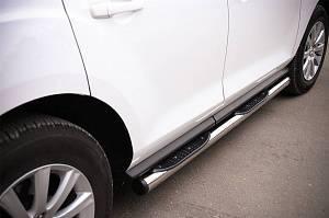 Снятие противотуманной фары Mazda CX-7 (ER), 2006 - 2012 г.в.